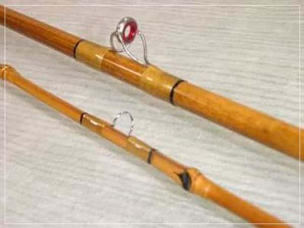 Спиннинг из бамбука своими руками