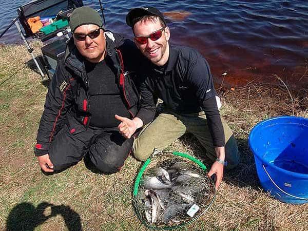 подводная рыбалка в ярославле