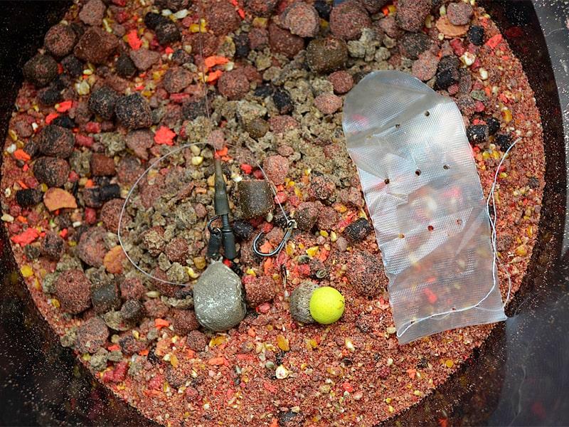Прикорм для карпа своими руками осень