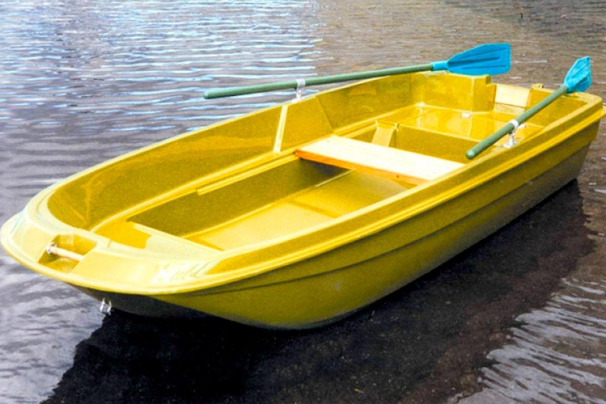 пластик для самодельной лодки