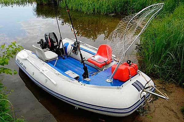 Выбор лодки