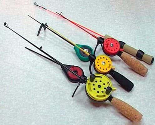Снаряжение рыболова зимника