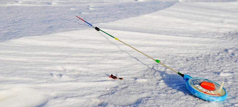Ловля на мормышку летом — Здесь рыба