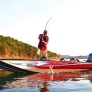 Как найти рыбу на реке