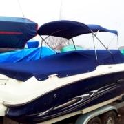 Тент для катера
