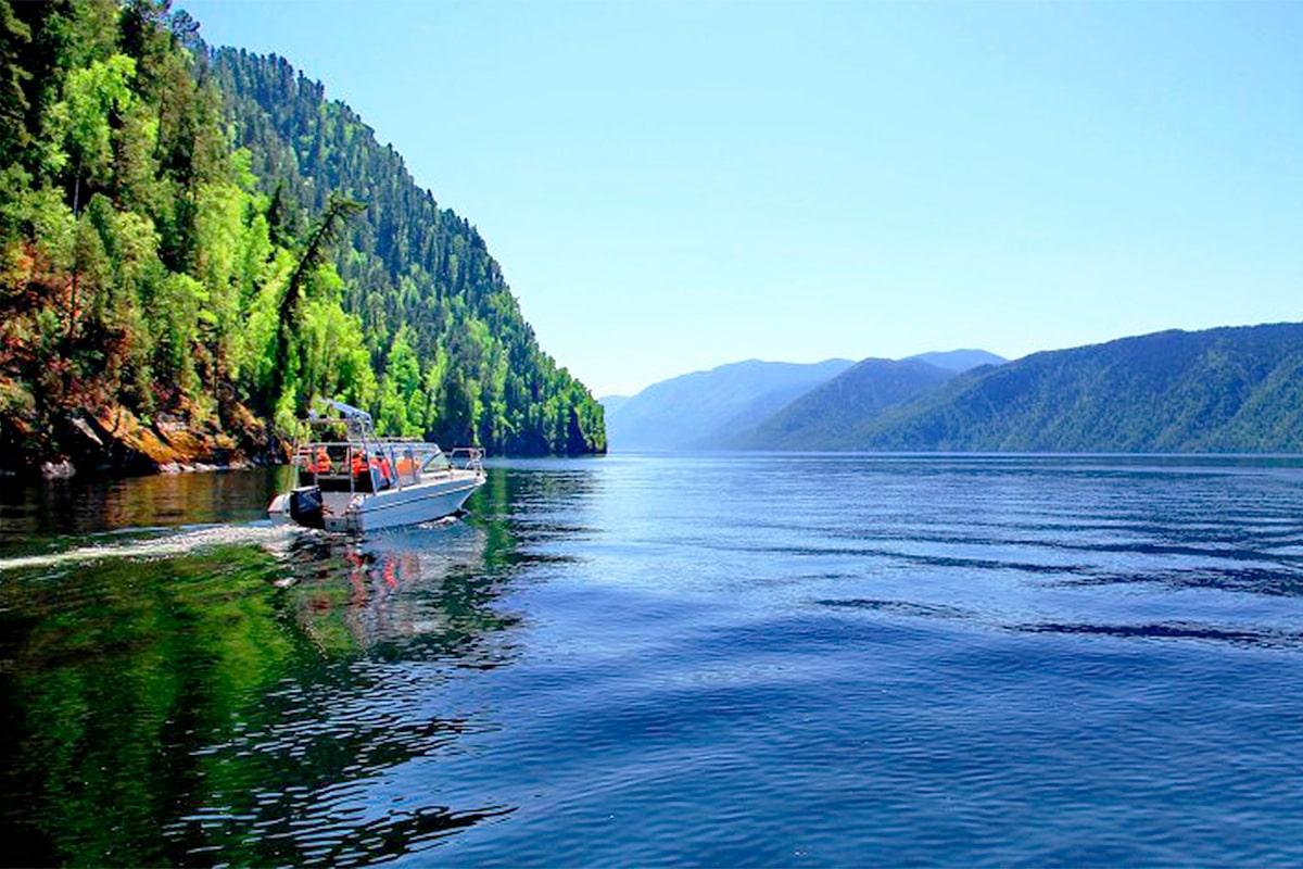 Что ловить в Телецком озере