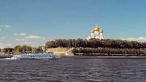Карта рыболовных мест Ярославской области