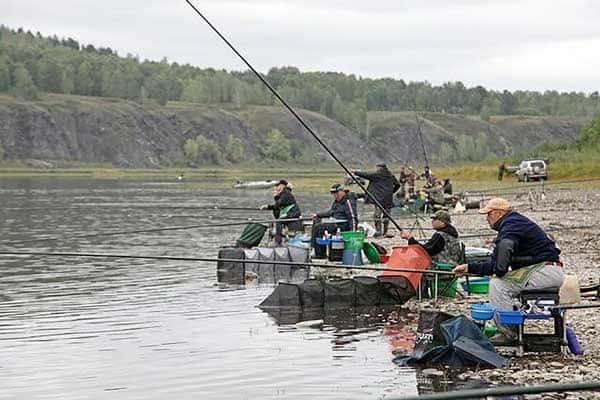 фото рыбалка озеро алтай