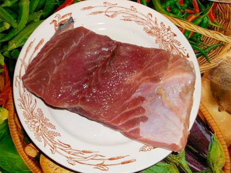Мясо сазана