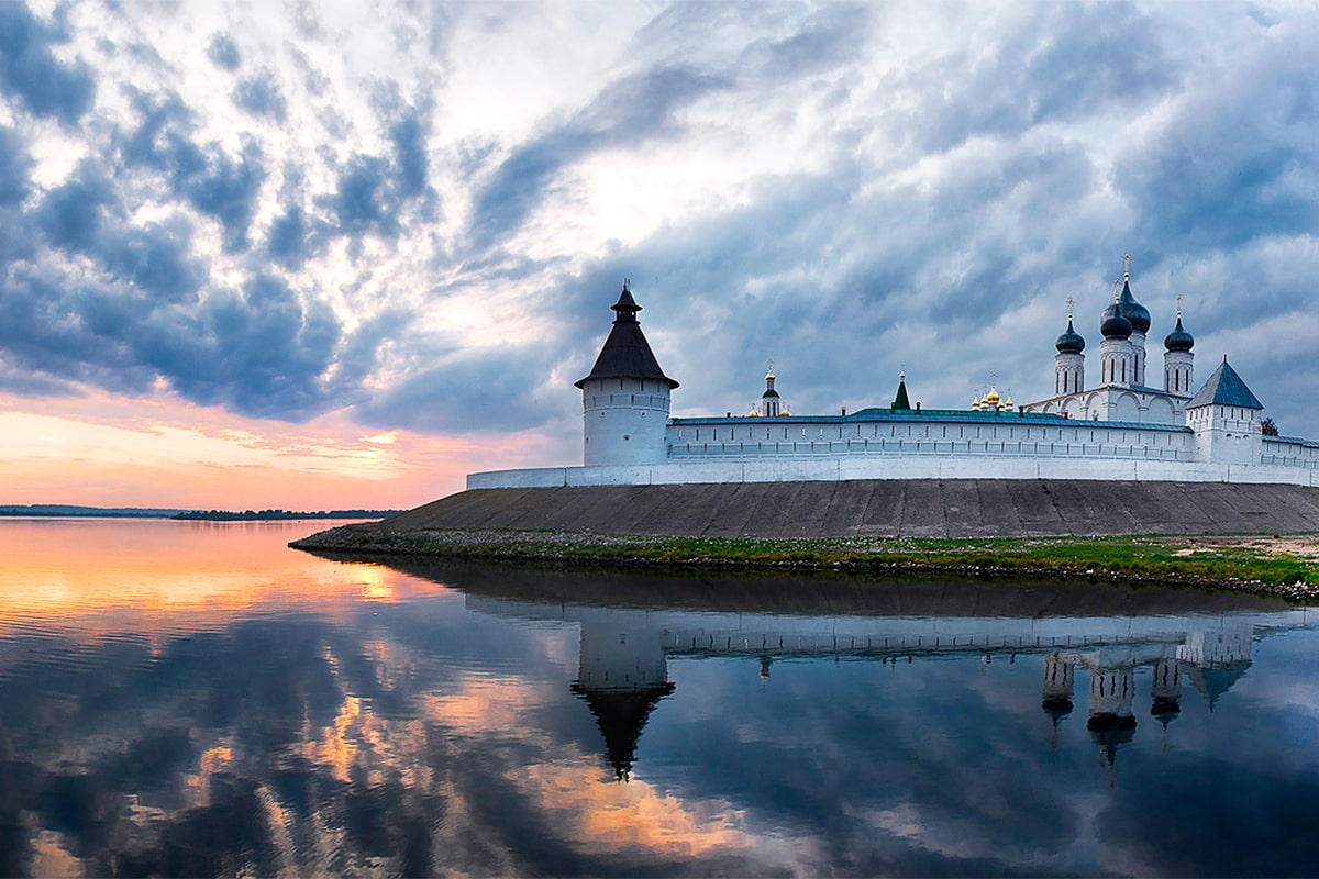 Рыбалка в Нижегородской области. Карта рыболовных мест...