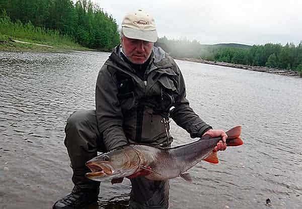 Карта рыболовных мест Хабаровского края