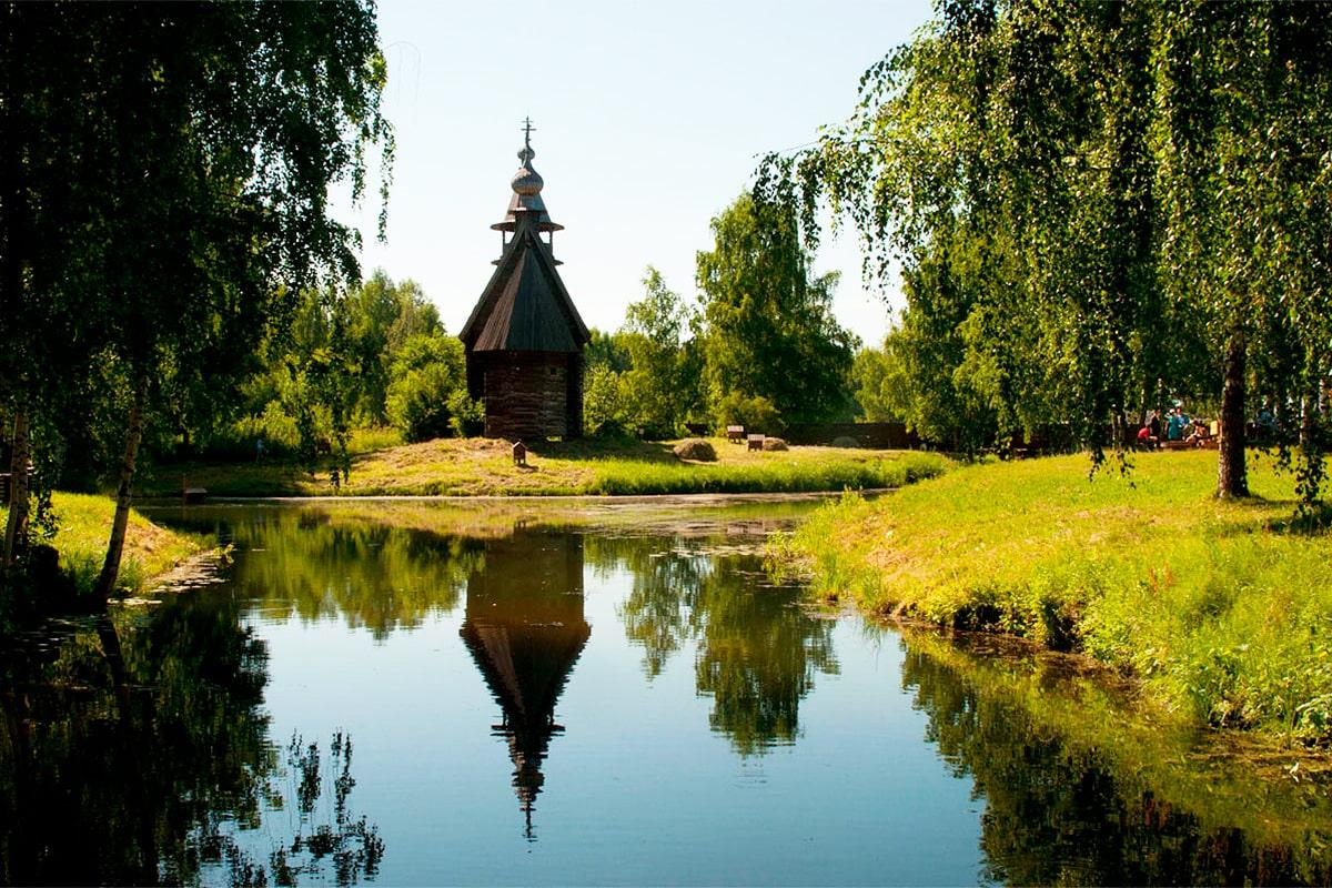 Рыбалка в Костромской области. Карта рыболовных мест...