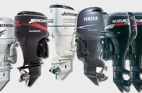 Как выбрать подвесные лодочные моторы
