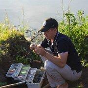 Рыбалка в Пальцовке
